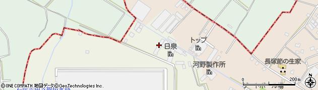竜興化学工業株式会社周辺の地図