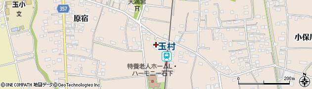 ヤマト農磁株式会社 石下倉庫周辺の地図