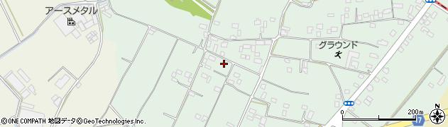 茨城県境町(猿島郡)猿山周辺の地図