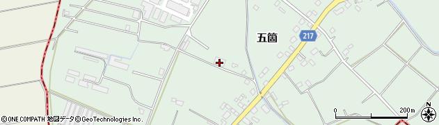 株式会社大竹周辺の地図