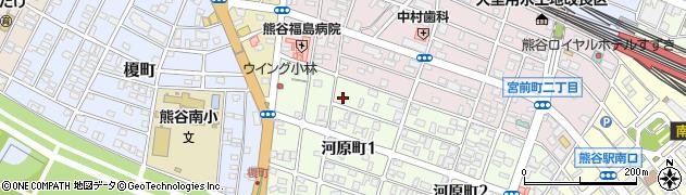 明治安田生命寮周辺の地図