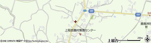 四宮商店周辺の地図