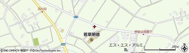 ビューティーサロンえみーる周辺の地図