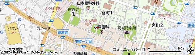 千形神社周辺の地図