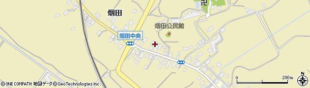 倉崎材木店周辺の地図
