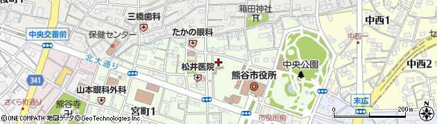 仏谷庵周辺の地図