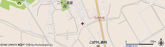 白石美容室周辺の地図