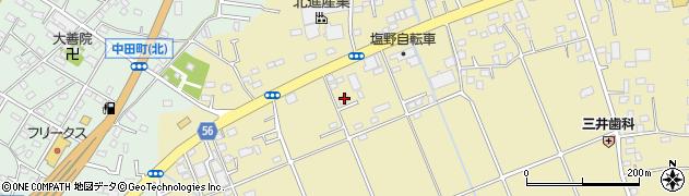 株式会社アシスト周辺の地図