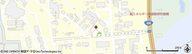 高エネルギー加速器研究機構(大学共同利用機関法人) 電話番号案内周辺の地図