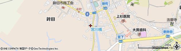 井野人形店周辺の地図