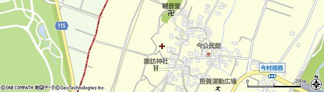 長野県松本市笹賀(今)周辺の地図