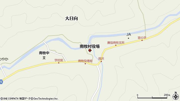 〒370-2800 群馬県甘楽郡南牧村(以下に掲載がない場合)の地図