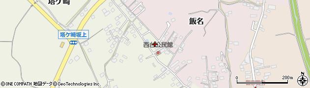 鉾田市役所 水道課周辺の地図