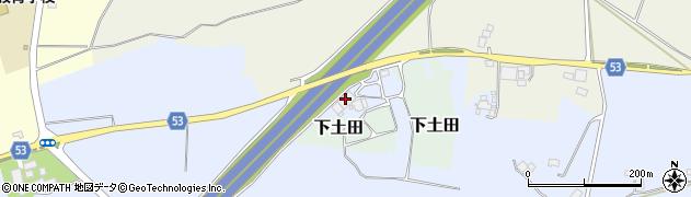 有限会社萩原農場周辺の地図