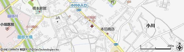 真家金物店周辺の地図