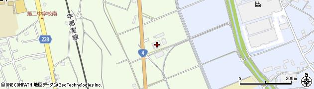大陽日酸エネルギー関東株式会社 古河支店周辺の地図