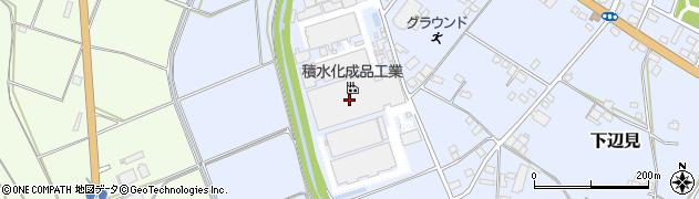 有限会社中澤工業周辺の地図