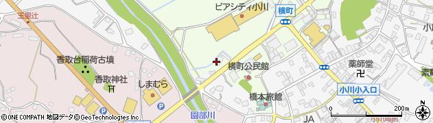 スガイ自動車周辺の地図