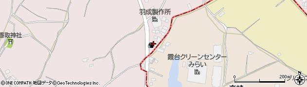 有限会社植田商店周辺の地図