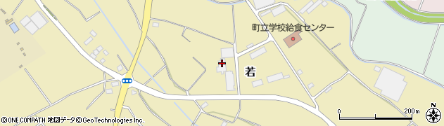 JA常総ひかり本店農産部周辺の地図