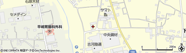 株式会社関電工 茨城支店古河営業所周辺の地図