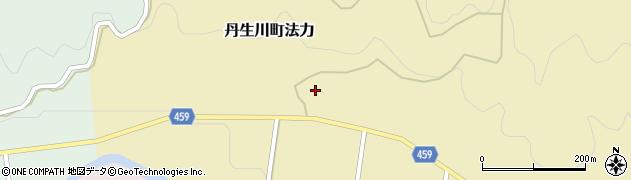丹生川村 (岐阜県)