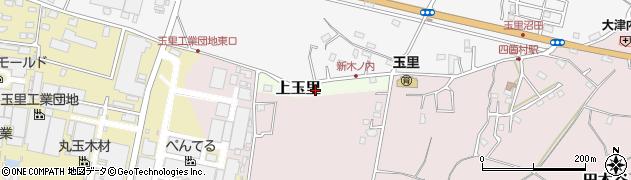 茨城県小美玉市東田中周辺の地図