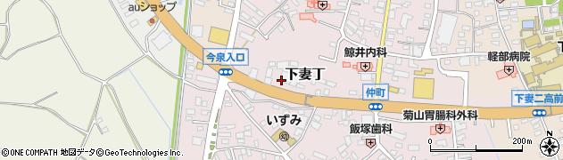 有限会社須藤材木店周辺の地図