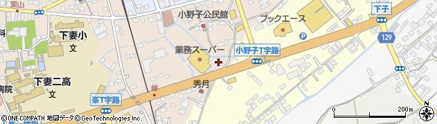 アートオブグレース下妻店周辺の地図