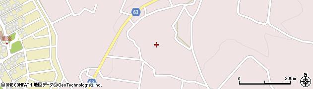 長野県松本市中山(埴原南)周辺の地図