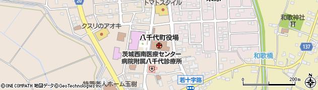 茨城県八千代町(結城郡)周辺の地図