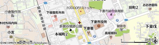 有限会社ギブアンドギブ周辺の地図