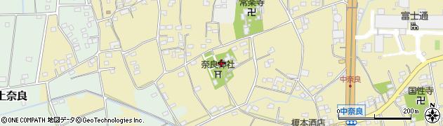 長慶寺周辺の地図