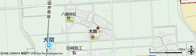 善能寺周辺の地図
