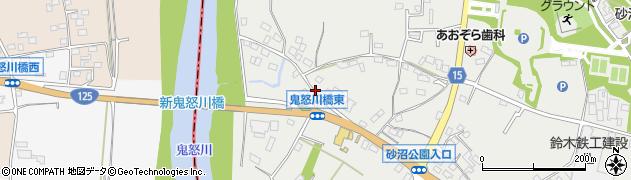 チャイム周辺の地図