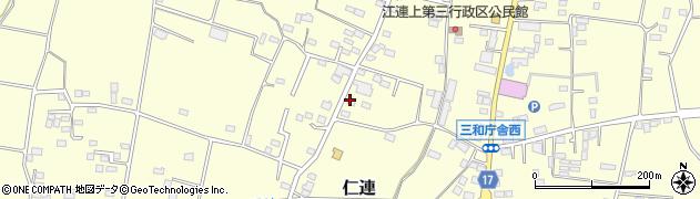 タカハシデンキ周辺の地図