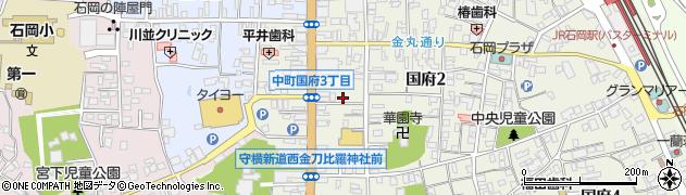 クライマックス周辺の地図