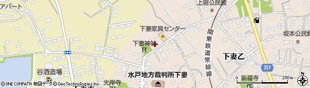 平井商事周辺の地図