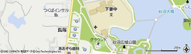 茨城県下妻市長塚(乙)周辺の地図