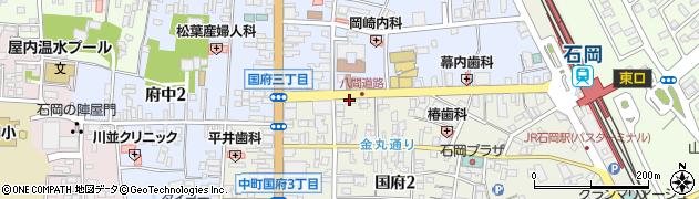 光美容室周辺の地図