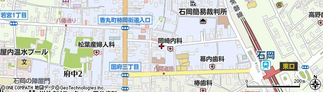 株式会社須崎印刷周辺の地図