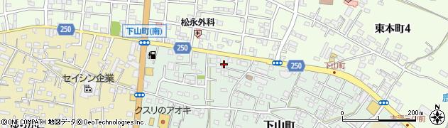 株式会社関東甲信クボタ古河営業所周辺の地図