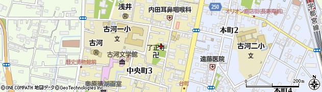 福法寺周辺の地図