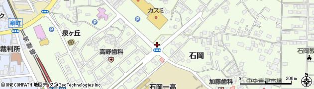 有限会社石岡技研周辺の地図