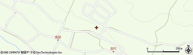 長野県佐久市田口(宮代)周辺の地図