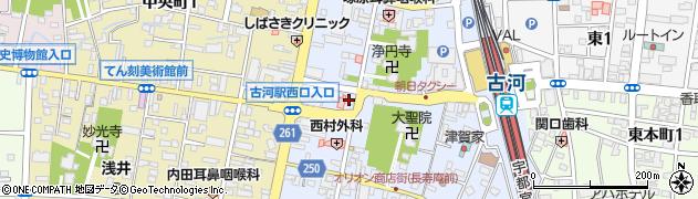 株式会社小野不動産建設周辺の地図