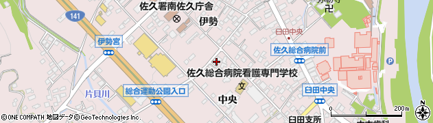 篠原会計事務所周辺の地図