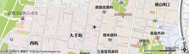 三進工業所周辺の地図