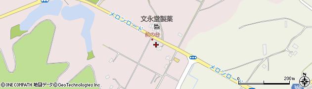 文永堂薬品株式会社 茨城配送センター周辺の地図