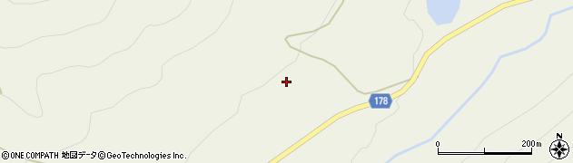 長野県小県郡長和町和田野々入周辺の地図